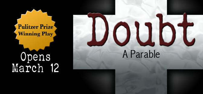 Doubt Banner 75