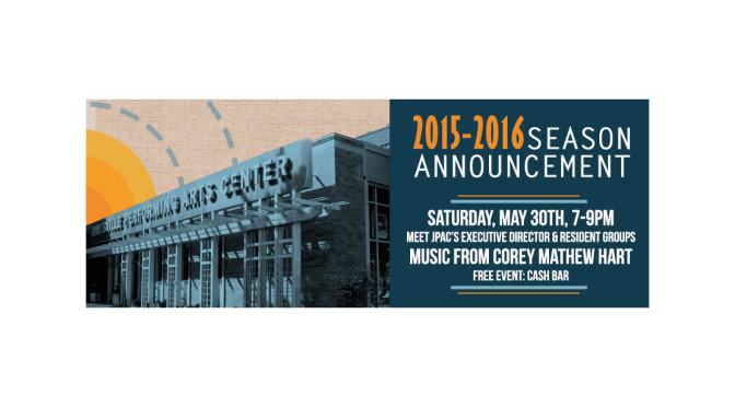 JPAC Season Announcement Party