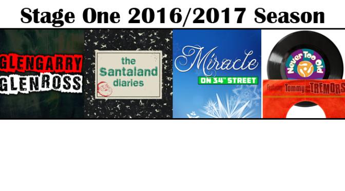 2016-2017 Season