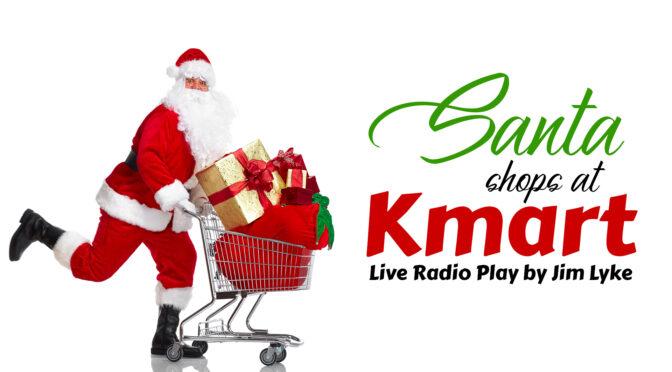 Cast of Santa Shops at Kmart
